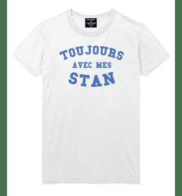 T-shirt homme TOUJOURS AVEC MES STAN