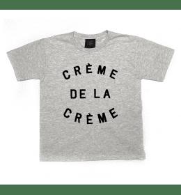 T-shirt enfant CRÈME DE LA CRÈME