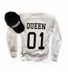 WOMAN SWEATER QUEEN 01