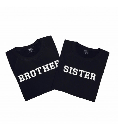 Sweat Homme Brodé BROTHER