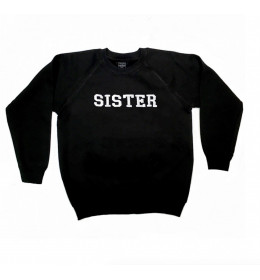 Embroidered Kid Sweater SISTER