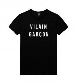 Man T-shirt VILAIN GARÇON