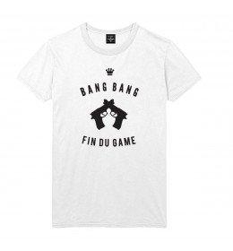 Man T-shirt FIN DU GAME