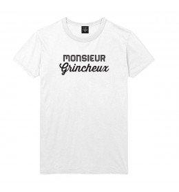 Man T-shirt MONSIEUR GRINCHEUX