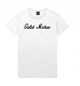 Man T-shirt SALUT MORUE