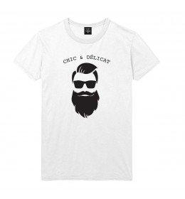 T-shirt homme CHIC & DÉLICAT