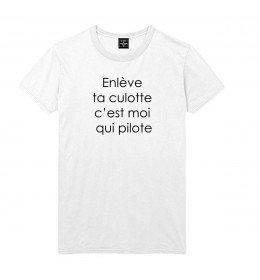 T-shirt homme ENLÈVE TA CULOTTE