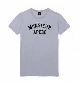 Man T-shirt MONSIEUR APERO