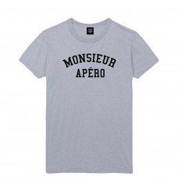 T-shirt Homme MONSIEUR APÉRO