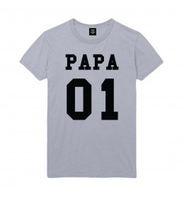T-SHIRT HOMME PAPA 01