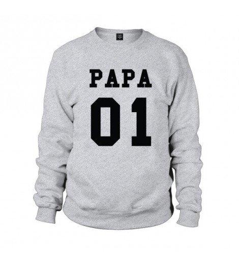 SWEAT HOMME PAPA 01