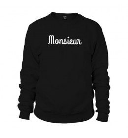 Sweat Homme MONSIEUR