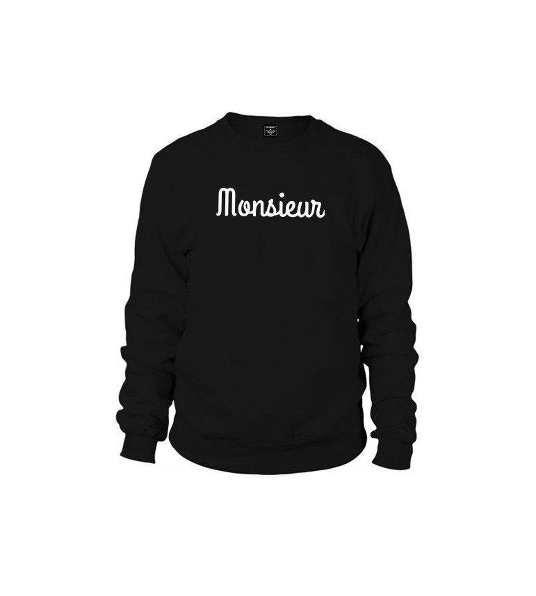 e305d35f11ff3 Man Sweater MONSIEUR - LUXE FOR LIFE De Paris