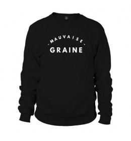 Man sweater MAUVAISE GRAINE
