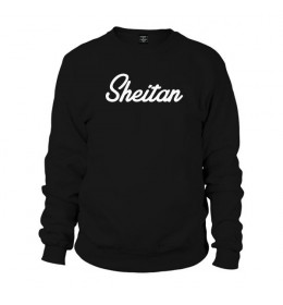 Man sweater SHEITAN