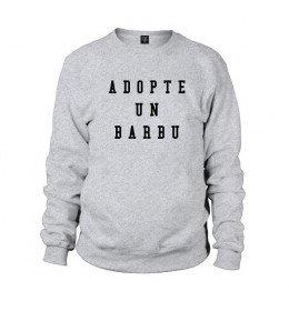 Man sweater ADOPTE UN BARBU