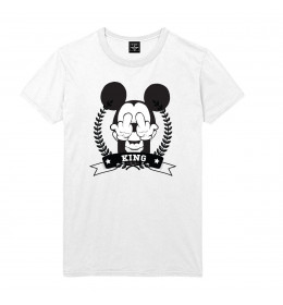 T-shirt Homme KING MOUSE