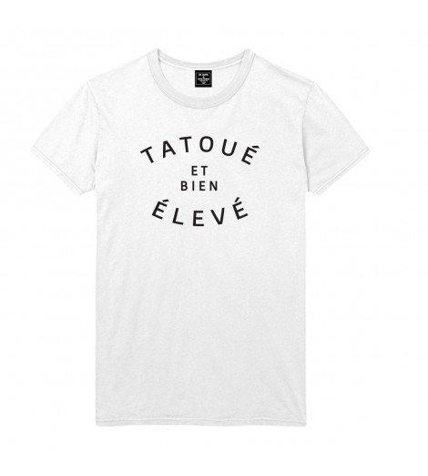 T-shirt TATOUÉ et bien ÉLEVÉ