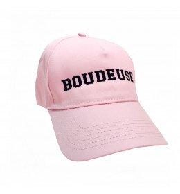 Casquette Brodée BOUDEUSE