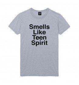 Man T-shirt SMELLS LIKE TEEN SPIRIT