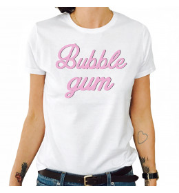 T-shirt Femme BUBBLE GUM