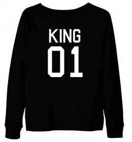 Sweat Homme KING 01