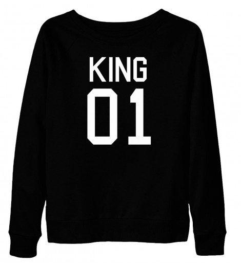 Sweat Homme KING 01