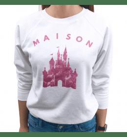 Sweat Femme MAISON