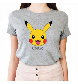 Woman T-shirt PIKA