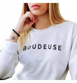 Woman Sweater BOUDEUSE