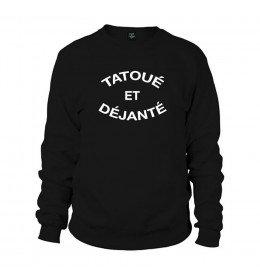 Man Sweater TATOUÉ ET DÉJANTÉ