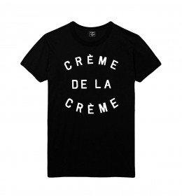 T-shirt homme CRÈME DE LA CRÈME