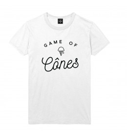 T-shirt Homme GAME OF CÔNES