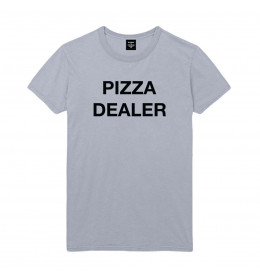 Man T-shirt PIZZA DEALER