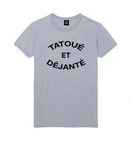 Man T-shirt TATOUÉ ET DÉJANTÉ