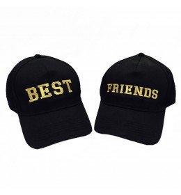 Duo Cap BEST FRIENDS