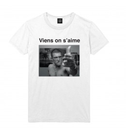 Man T-shirt VIENS ON S'AIME