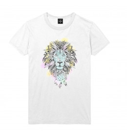 T-shirt Homme LION ATTRAPE-RÊVES