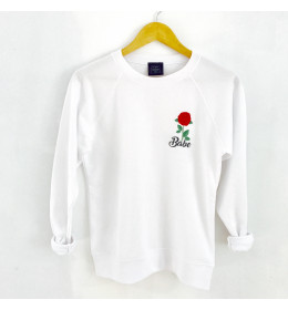Woman Sweater ROSE BABE