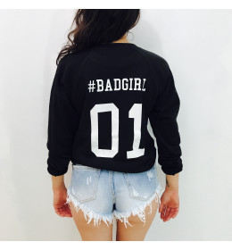Woman sweater BADGIRL 01