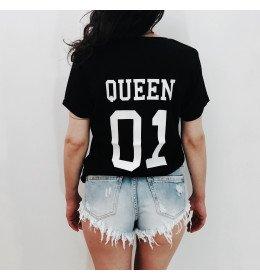 Woman T-shirt QUEEN 01