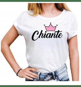T-shirt Femme REINE CHIANTE