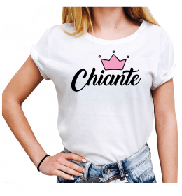 Woamn T-shirt REINE CHIANTE