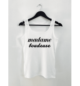 Woman Top MADAME BOUDEUSE