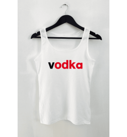 Woman Top VODKA