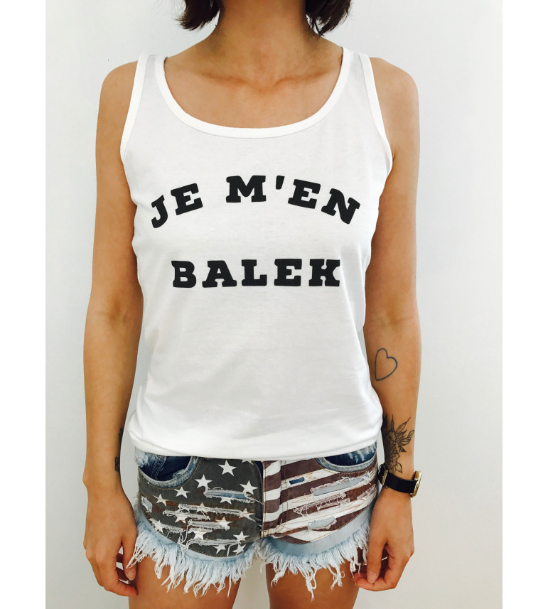 Woman Top JE M EN BALEK - LUXE FOR LIFE De Paris bd14ff25913f