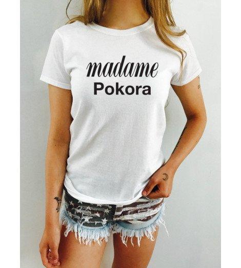 T-shirt Femme MADAME POKORA
