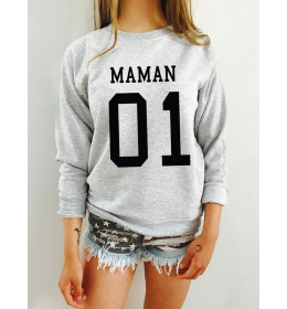 Woman sweater MAMAN 01