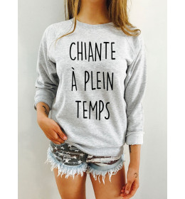 Woman sweater CHIANTE A PLEIN TEMPS