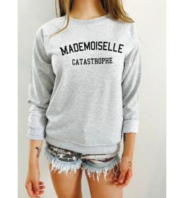 Woman sweater MADEMOISELLE CATASTROPHE